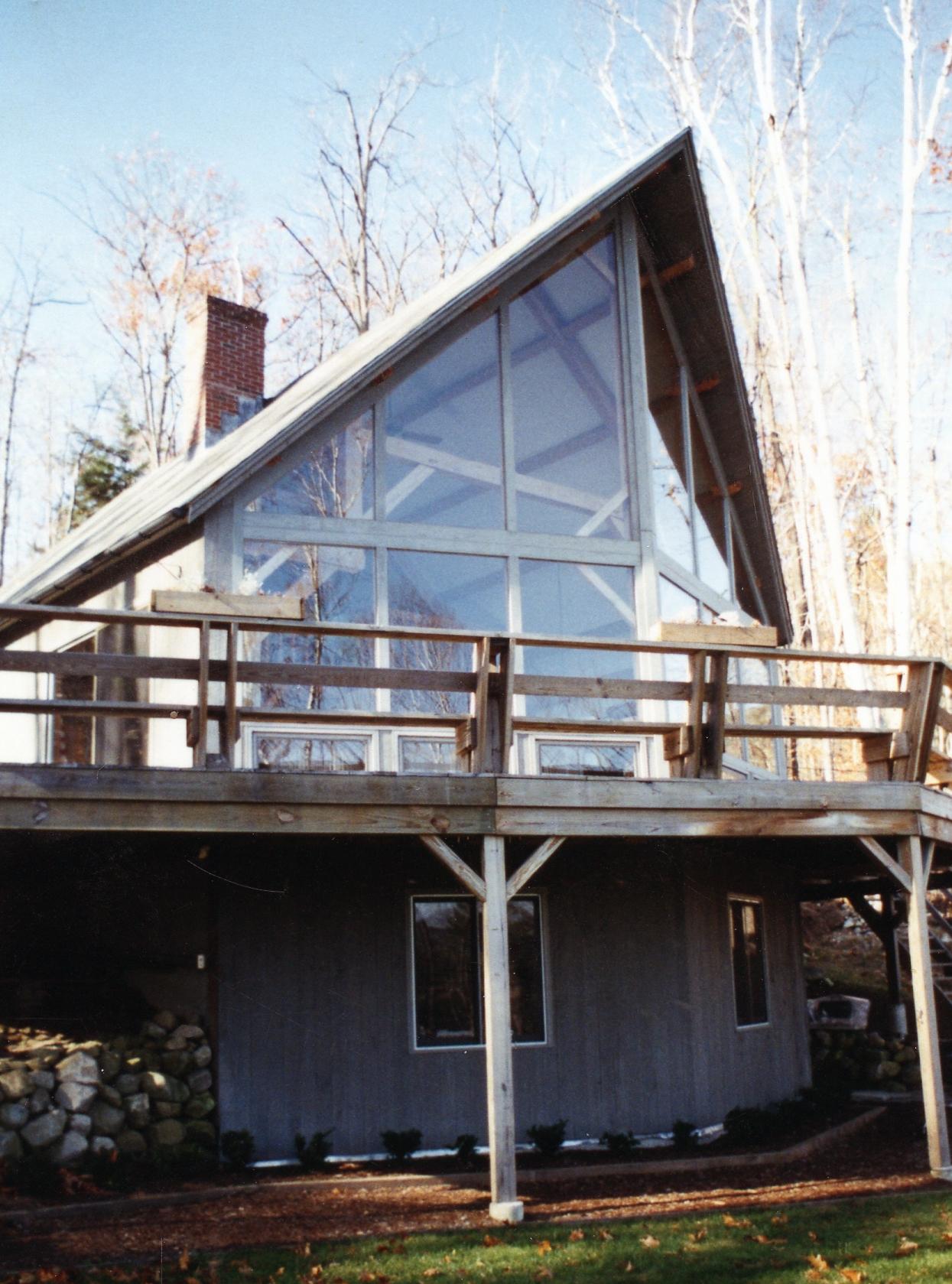1980 newfound lake cottage rh irving home buildersrh for Home builders com