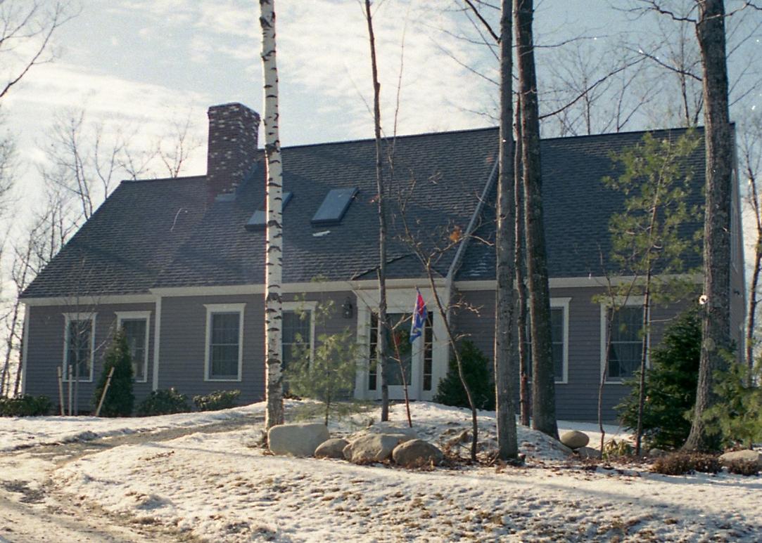 1993 NEW CAPE HOME
