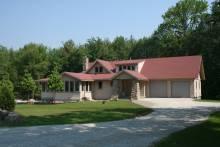 Custom Home by Michael Greene